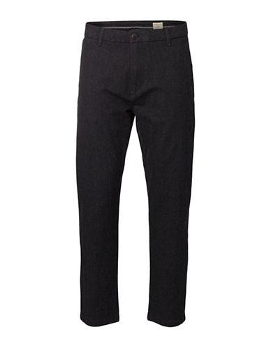 Selected Homme Shhwulfi Stretch Pants-DARK GREY-30X32 88728349_DARK GREY_30X32