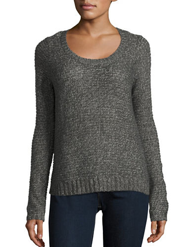 Vero Moda Scoop Neck Sweater-GREY-Small 88679295_GREY_Small