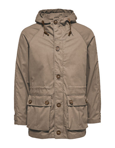 Selected Homme Shhzion Spring Jacket-BEIGE-Large