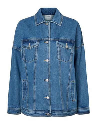 Vero Moda Olivia Oversized Jacket-BLUE-Small 88911577_BLUE_Small
