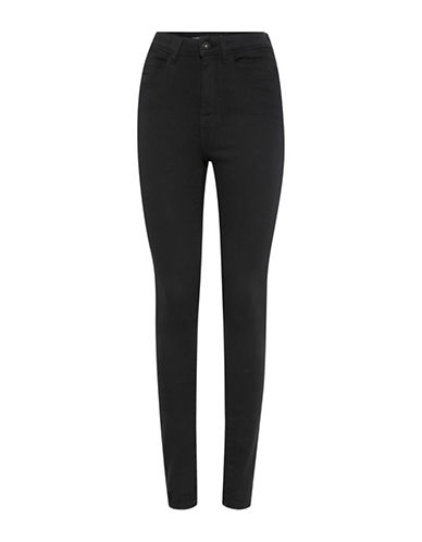 Ichi Paloma Flash Jeans-BLACK-29