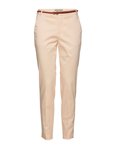 B. Young Days Cotton Blend Pants-PINK-40