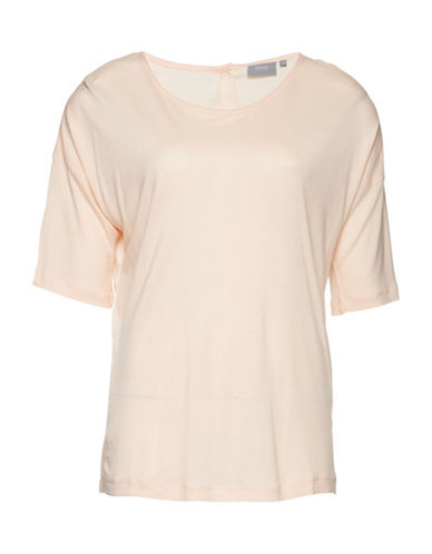 B. Young Sioro T-Shirt-PINK-Large
