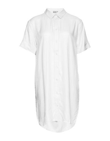 B. Young Felena Long Shirt-WHITE-38