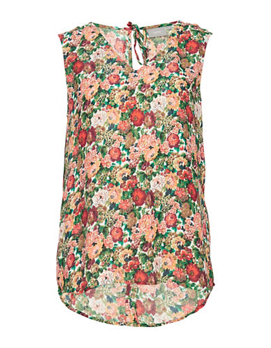 B. Young Jyna Sleeveless Top-ASSORTED-42