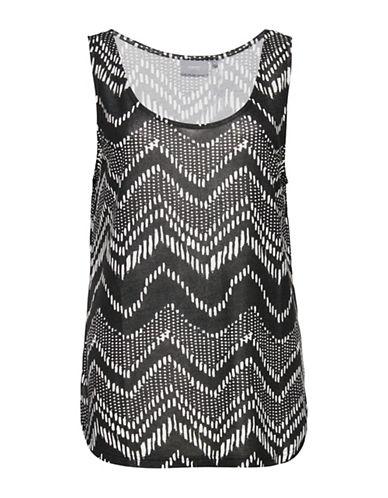 B. Young Smila Tank Top-ASSORTED-Small