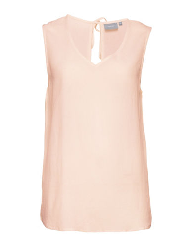 B. Young Jyna Sleeveless Top-PINK-36