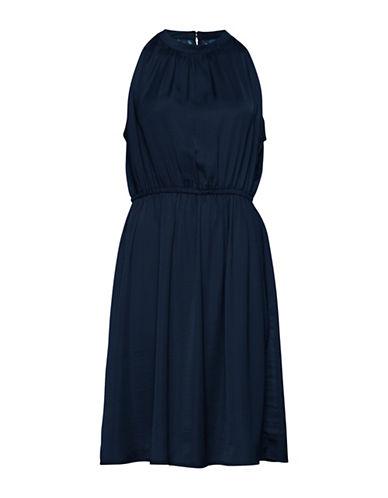 B. Young Haxo Dress-BLUE-38