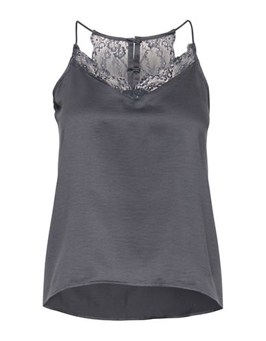 B. Young Harla Lace Camisole-BLUE-38