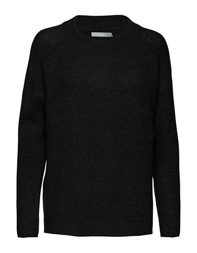 B. Young Mirelle Sweater-BLACK-Medium