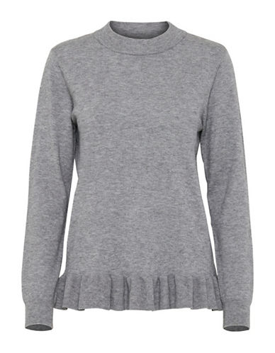B. Young Myndia Jumper-GREY-Large
