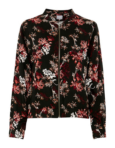 B. Young Imillo Bomber Jacket-ASSORTED-34