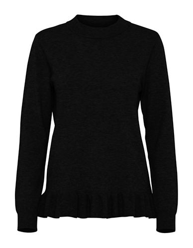 B. Young Myndia Jumper-BLACK-Small