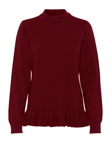 B. Young Myndia Jumper-RED-Large