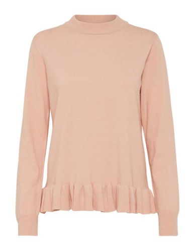 B. Young Myndia Jumper-PINK-Large
