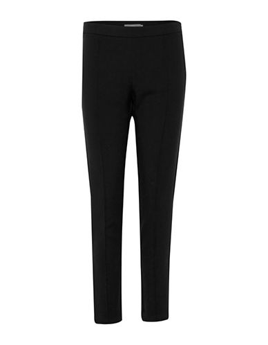 B. Young Diane Seamed Dress Pants-BLACK-36