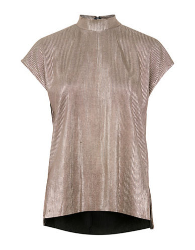 B. Young Terra Boxy Top-GOLD-Small