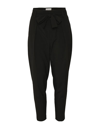 Inwear Caia Pleated Pants-BLACK-38