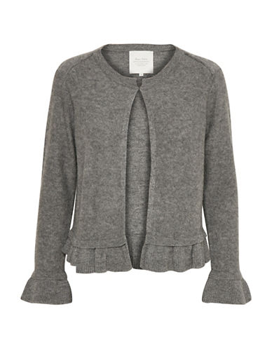 Part Two Jinka Cardigan-GREY-X-Small