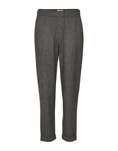 Part Two Jalaja Trousers-GREY-40