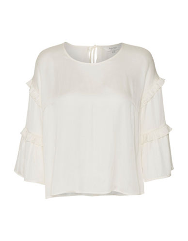 Part Two Janis Blouse-WHITE-36