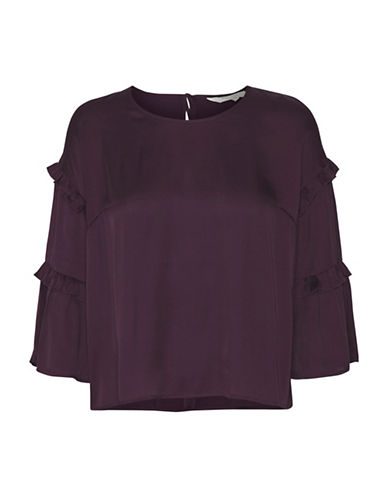 Part Two Janis Blouse-PURPLE-34