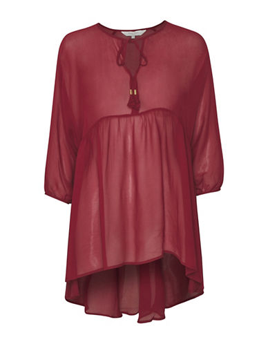 Part Two Jayil Tunic-RED-34