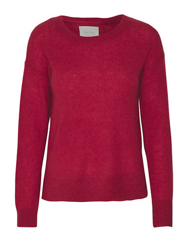 Part Two Jally Knit Sweater-RED-Small