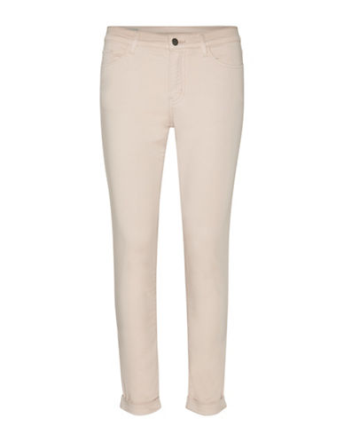 Inwear Classic Buttoned Jeans-WHITE-29