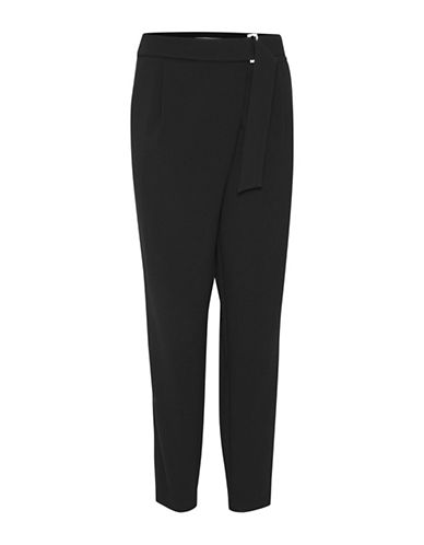 B. Young Drama Pant Crossover-BLACK-34