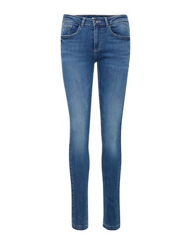 B. Young Lola Luni Jeans-BLUE-28