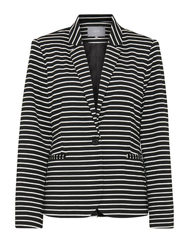 B. Young Striped Blazer-ASSORTED-34