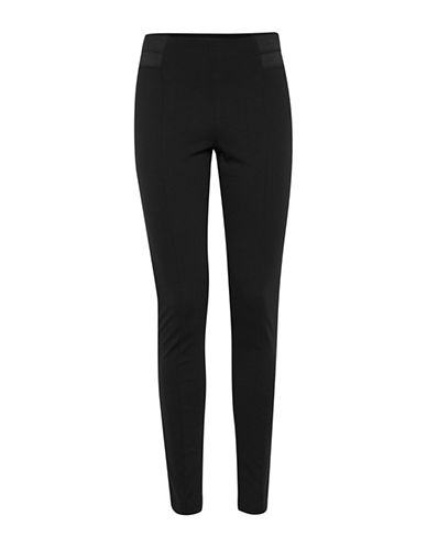B. Young Stretch Elastic Leggings-BLACK-Medium 89840086_BLACK_Medium