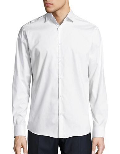 Selected Homme Calgary Sport Shirt-WHITE-Small