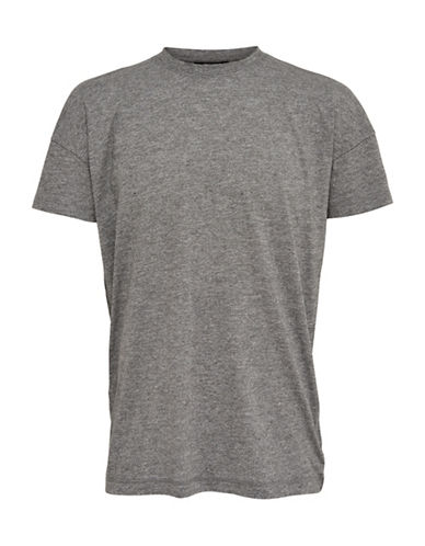 Only And Sons T-Shirt-GREY-Medium 88873272_GREY_Medium