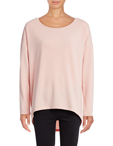 Only onlNEW CLARA Long Sleeve Top-PINK-Small 88901042_PINK_Small