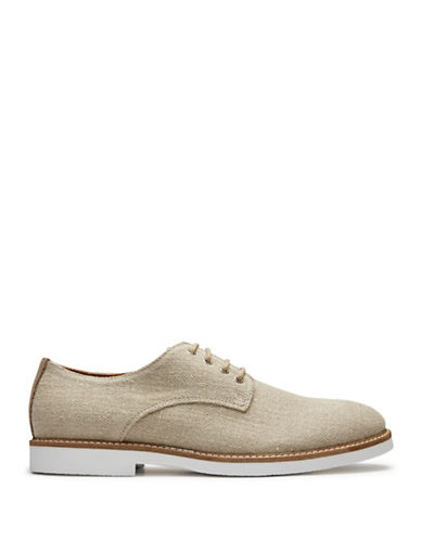 Selected Axel Derby Shoes-BEIGE-EU 41/US 8