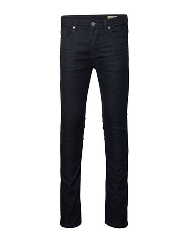 Selected Homme Fabios Rinse Jeans-BLUE-29X32