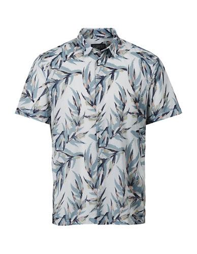 Jack & Jones Daneel Printed Shirt-WHITE-Large