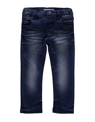 Name It Skinny Jeans-DARK BLUE-5