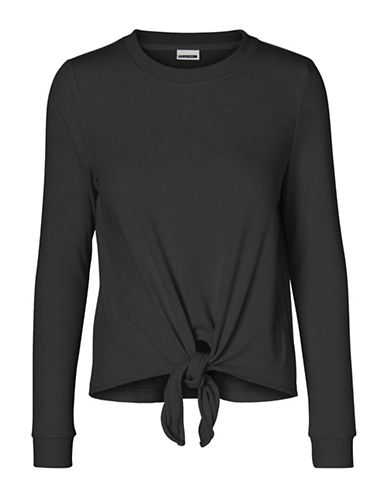 Noisy May Molly Pullover-BLACK-Large 89039369_BLACK_Large