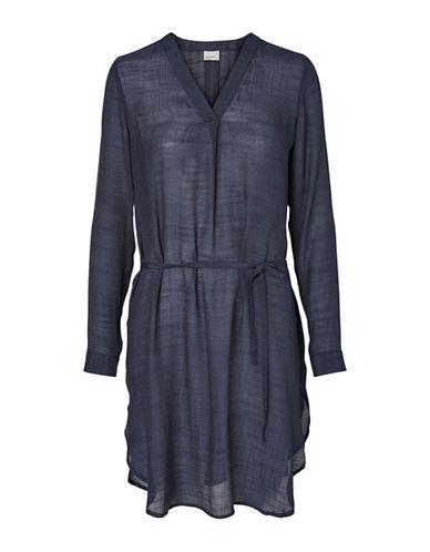 Vero Moda Shine Long Tunic-BLUE-X-Small