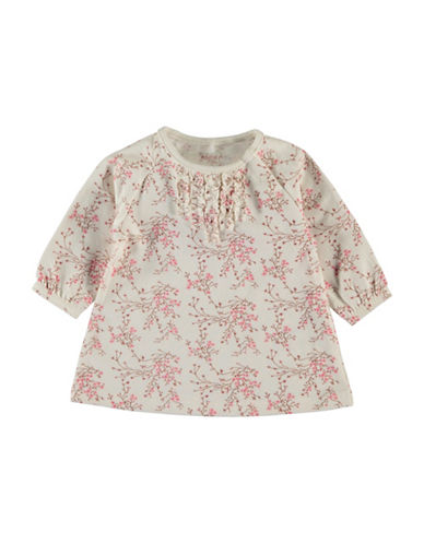 Name It Long  Sleeves Tunic-PINK-6 Months
