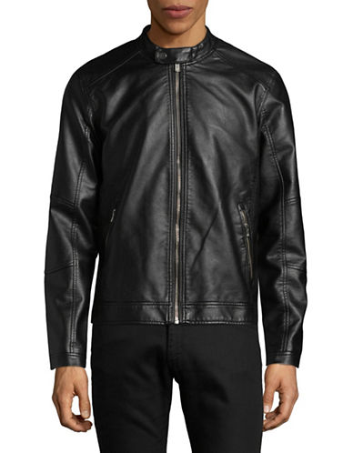 Jack And Jones Premium Jprcolbin Jacket-BLACK-Medium