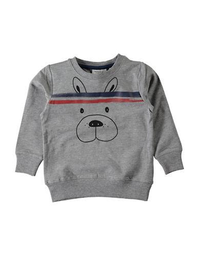 Name It Dog Sweatshirt-GREY-3