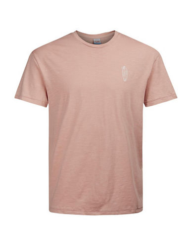 Jack & Jones Jorcosta T-Shirt-PINK-X-Large