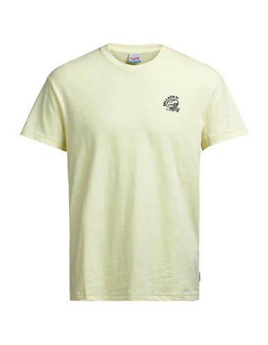 Jack & Jones Jorcosta T-Shirt-YELLOW-X-Large