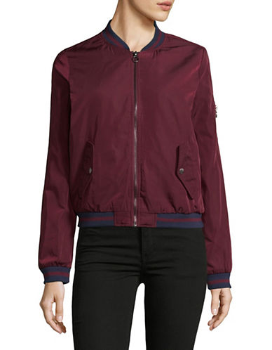 Only Bomber Jacket-PORT ROYAL-X-Small