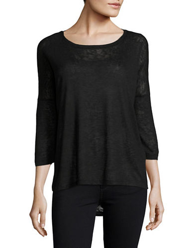 Only Scoop Neck Top-BLACK-X-Small 89124097_BLACK_X-Small