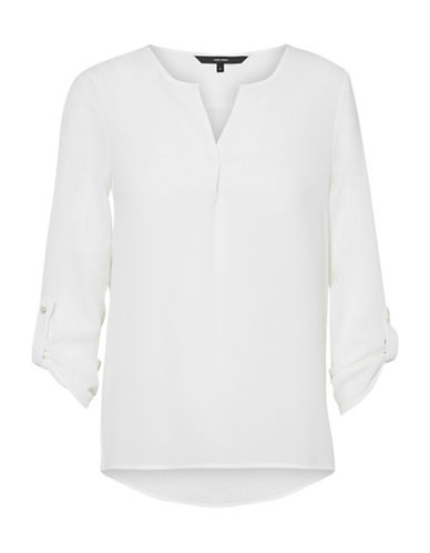 Vero Moda Sasha Blouse-WHITE-Small